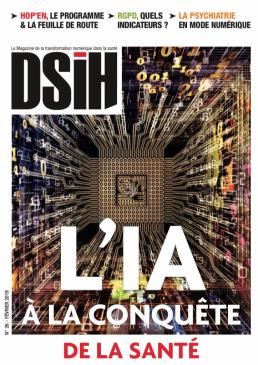DSIH L'IA à la conquête de la santé